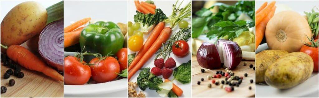 dieta vegetariana en el embarazo